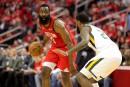 Les Rockets éliminent le Jazz en cinq matchs