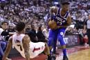 Les 76ers égalent la série face aux Raptors