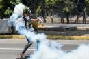 Venezuela: violents heurts à Caracas après l'échec du soulèvement militaire