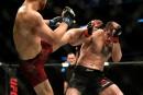 Marc-André Barriault s'incline à son premier combat dans l'UFC