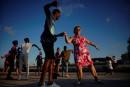 Les touristes américains en grand nombre à Cuba