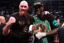 Boxe: Deontay Wilder accuse Tyson Fury de l'éviter