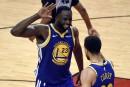 Les Warriors, sans Durant, éliminent les Rockets en six matchs