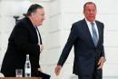 Passe d'armes entre Lavrov et Pompeo sur les ingérences électorales