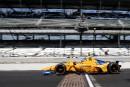 Essais libres des 500 miles d'Indianapolis: Alonso limité à 50 tours et frustré