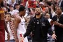 Une station de radio interdit Drake pendant la série Bucks-Raptors