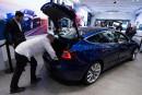 Les livraisons de Tesla décollent en Europe avec le Model 3