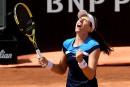 Johanna Konta se qualifie pour la finale à Rome