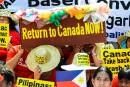 Le Canada rapatriera ses déchets des Philippines cet été