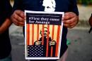 Julian Assange poursuivi pour espionnage aux États-Unis