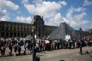Le musée du Louvre rouvre ses portes