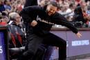 La NBA demande aux Raptors de contrôler Drake