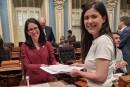 Constituons!: une première constitution citoyenne duQuébec