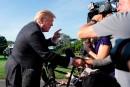 Trump affirme que Moscou l'a aidé à être élu, puis se rétracte