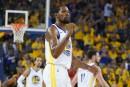 Warriors: Kevin Durant devrait rater le deuxième match