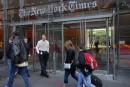 Le New York Times se lance dans la télé avec une émission hebdomadaire