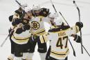 Les Bruins ne sont pas satisfaits