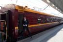 Lancement du premier train touristique traversant l'Arctique russe