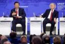 Les présidents russe et chinois s'en prennent à la domination américaine