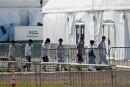 Washington coupe dans les centres pour enfants migrants