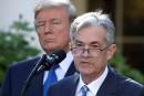 Trump: la Fed «ne m'écoute pas» et a fait «une grosse erreur» en relevant les taux