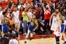Les Warriors survivent au cinquième match