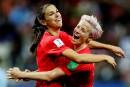 Mondial féminin: les Américaines marquent 13buts contre la Thaïlande