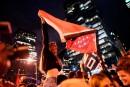 Scènes de liesse à Toronto après la victoire des Raptors