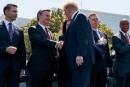 Aide étrangère: Trump contacterait le FBI, en fin de compte