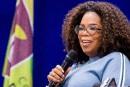 Oprah Winfrey visite un collège de Montréal