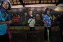 Une grotte de Thaïlande devient un haut lieu touristique