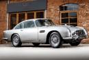L' Aston Martin DB5 de Goldfinger aux enchères