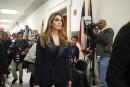 Une ex-proche conseillère de Trump entendue à huis clos au Congrès