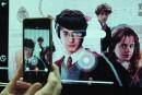 Une technologie pour tester la cape d'invisibilité d'Harry Potter à King's Cross