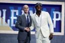 Repêchage de la NBA: ZionWilliamson1er, R.J.Barrett3e