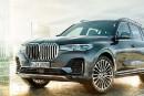 Banc d'essai BMWX7: leseptième élément