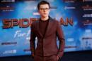 Le nouveau Spider-Man en voyage en Europe