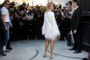 Céline Dion en fait voir de toutes les couleurs à Paris
