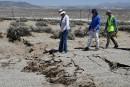 Des mois de répliques pourraient suivre en Californie