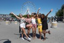 Tourisme: qu'est-ce qui les amène à Montréal?