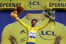 Tour de France: Julian Alaphilippe s'empare du maillot jaune