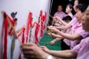 Le théâtre d'ombres menacé en Chine