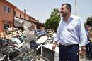 Fermeture de l'ex-plus grand centre d'accueil de migrants en Europe