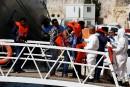 Nouvelle opération de secours de l'<em>Alan Kurdi</em> au large de la Libye