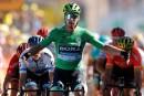 Tour de France: Peter Sagan enlève la cinquième étape
