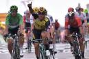Tour de France: au tour de Dylan Groenewegen