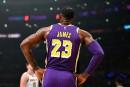 Nike empêche LeBron James de donner son #23 à Anthony Davis