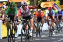 Tour de France: Caleb Ewan s'impose au sprint