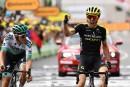Tour de France: Yates s'impose, Alaphilippe reste en jaune