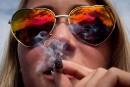Fumer ducannabis dans les festivals sansse faire embêter
